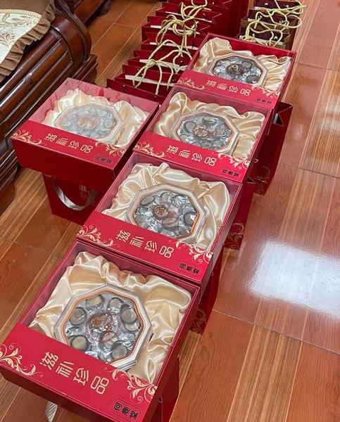 鹿茸片礼盒